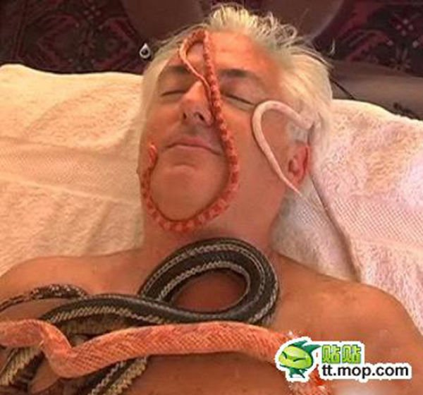 Экстремальный массаж (12 фото)