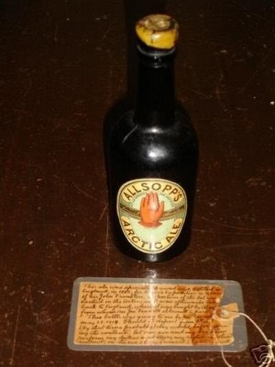 Пиво за полмиллиона долларов (5 фото)