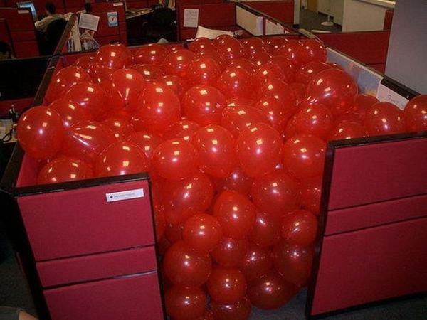 Приколы в офисе (20 фото)