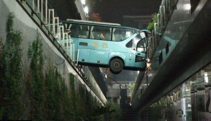 Подборка необычных аварий (34 фото)