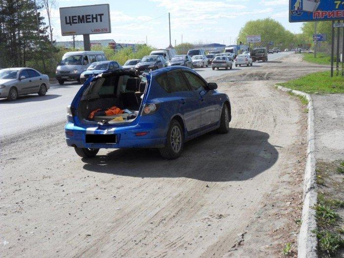 Как сделать кабриолет за пару секунд (3 фото)