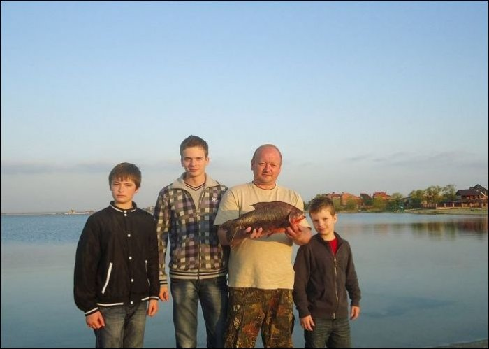 Пиранья в России (4 фото)