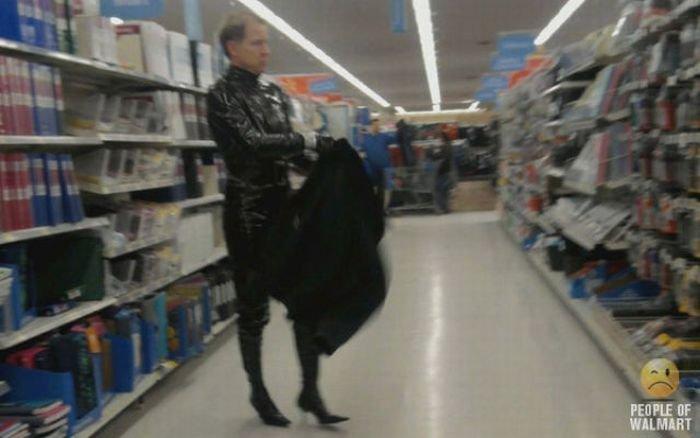 Люди в американских супермаркетах (53 фото)