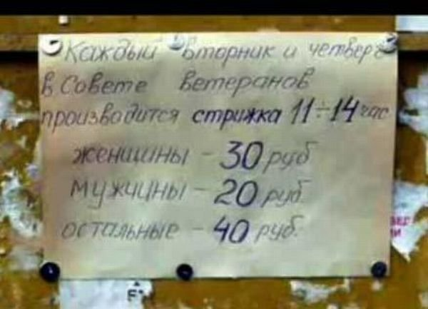 Загонные объявления и надписи (105 фото)