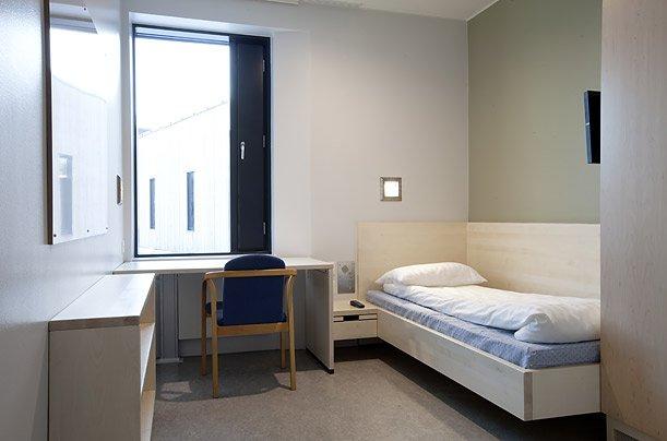 Лучшая тюрьма в мире (11 фото)