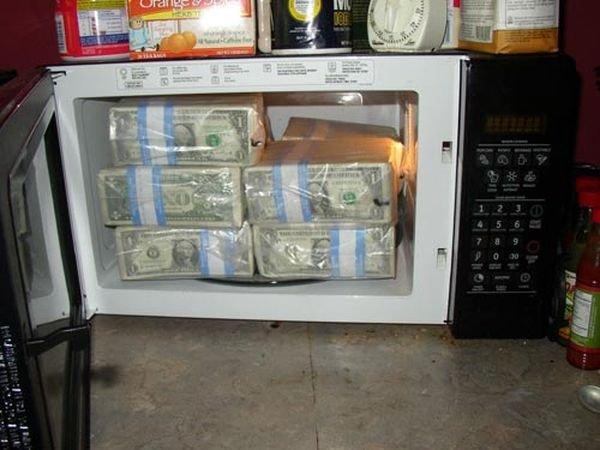 Куда положить миллион долларов (13 фото + текст)