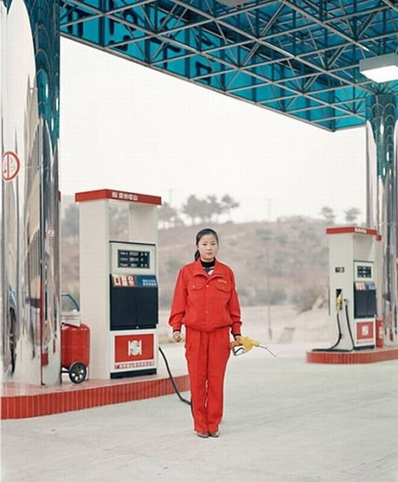 Северная Корея (34 фото)