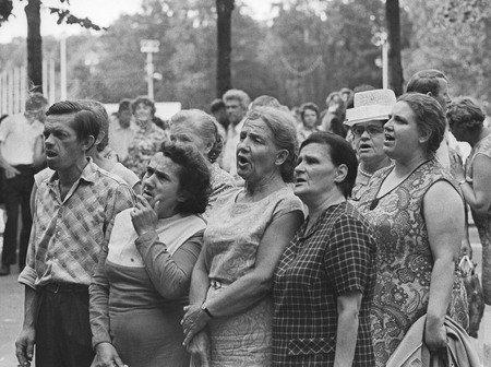 Назад в СССР (19 фото + текст)