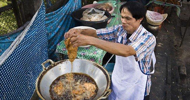 Удивительный кулинар из Таиланда (3 фото + текст)