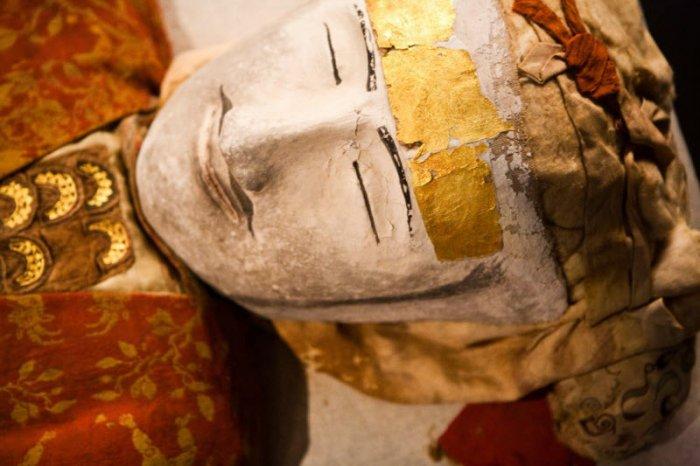 Китайские мумии (13 фото + текст)